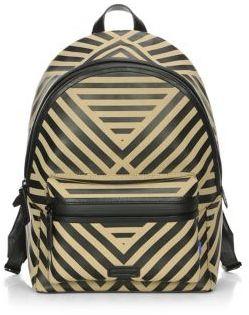 Uri Minkoff Linear Zippered Backpack