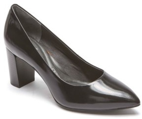 Rockport Women's Total Motion Violina Luxe Pointy Toe Pump
