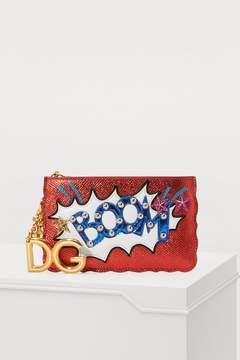Dolce & Gabbana Boom Pop pouch