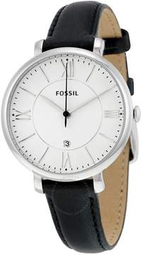 Fossil Jacqueline Silver Dial Ladies Casual Watch