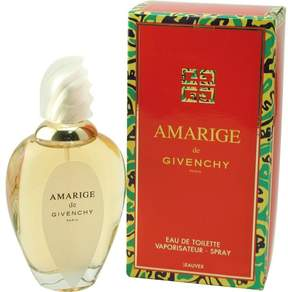 Amarige by Givenchy Eau de Toilette Spray for Women 1.7 oz.