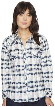 Ariat Lana Snap Shirt Women's Long Sleeve Button Up