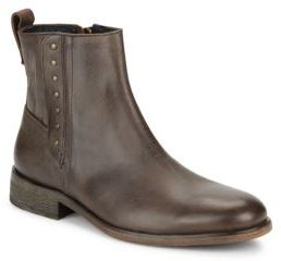 John Varvatos Rocker Button Boots