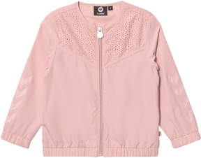 Hummel Pink Lotus Zip Jacket