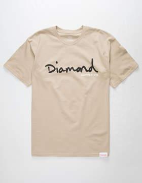 Diamond Supply Co. OG Script Mens T-Shirt
