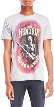 Bravado Jimi Hendrix Blur Tee