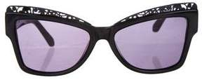 Karen Walker Filigree Atomic Sunglasses
