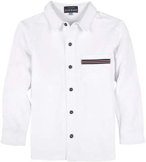 Andy & Evan Boys' Knit Shirt