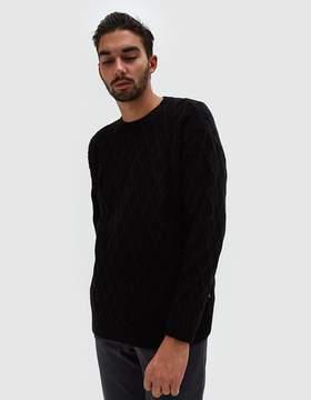 Obey Calafia Sweater in Black