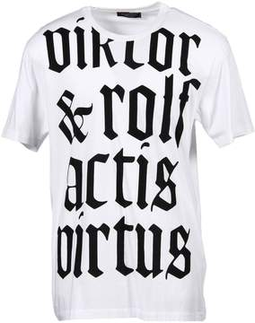 Viktor & Rolf T-shirts