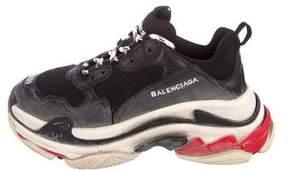 Balenciaga 2017 Triple S Sneakers
