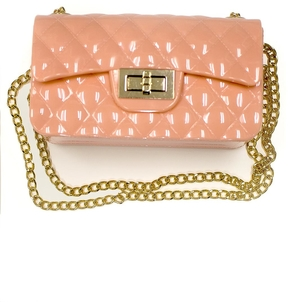 Amiana Quilted Jelly Purse