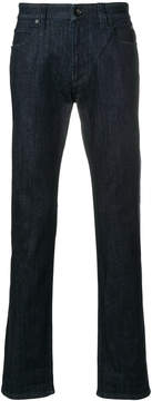 Giorgio Armani stretch straight leg jeans