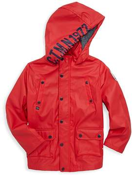 Catimini Little Boy's & Boy's Logo Windbreaker