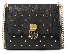 Lauren Ralph Lauren Perforated Skyler Crossbody Bag