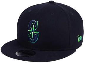 New Era Seattle Mariners Color Dim 9FIFTY Snapback Cap