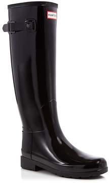 Hunter Refined Gloss Rain Boots
