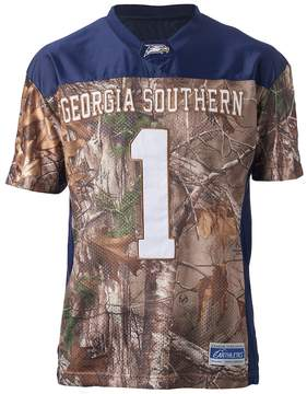 NCAA Men's Georgia Southern Eagles Game Day Realtree Camo Jersey