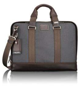 Tumi Andrews Slim Textured Briefcase