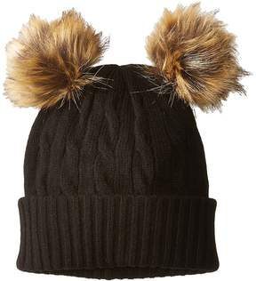 Polo Ralph Lauren Double Pom Cashmere Blend Hat Caps