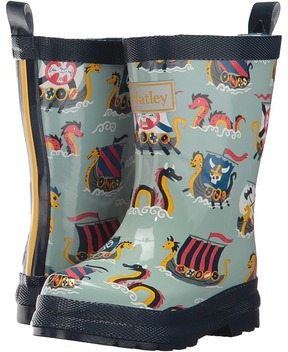 Hatley Vikings Rain Boots Boys Shoes