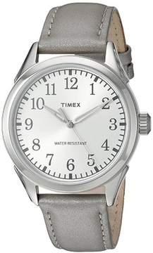 Timex Briarwood Leather Ladies Watch TW2P99400