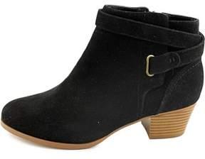Giani Bernini Womens Oleesia Leather Closed Toe Ankle Fashion Boots.
