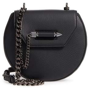 Mackage Wilma Leather Crossbody Bag - Black
