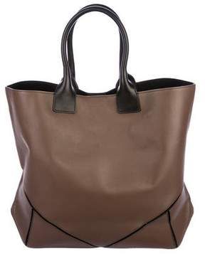 Givenchy Leather Paneled Tote