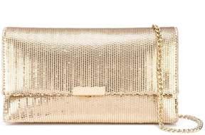 Loeffler Randall metallic shoulder bag