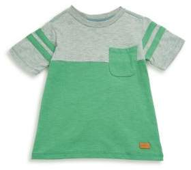 7 For All Mankind Little Boy's & Boy's Two-Tone Heathered Tee