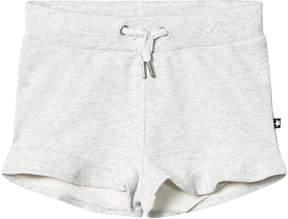Molo Light Grey Ally Shorts