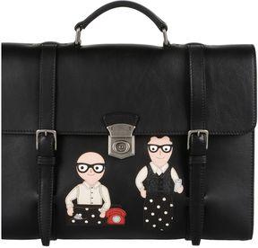 Dolce & Gabbana Work Bags - BLACK - STYLE