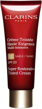 Clarins Super Restorative Tinted Cream Spf 20, 1.4 oz.