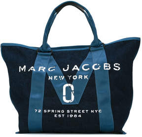 Marc Jacobs tote bag - BLUE - STYLE