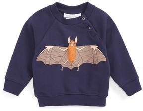 Mini Rodini Infant Boy's Flying Bad Graphic Sweatshirt