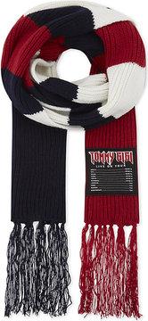 Tommy Hilfiger Tommy x Gigi wool scarf