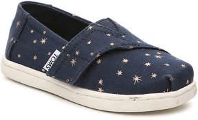 Toms Boys Alpargata Infant & Toddler Sneaker