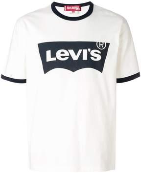 Junya Watanabe Levi's logo T-shirt