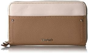 Nine West Women's Table Treasures Zip Around Wallet with Pouch 2
