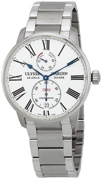 Ulysse Nardin Marine Chronometer Torpilleur Automatic Men's Watch