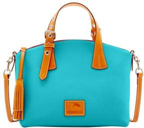 Dooney & Bourke Patterson Leather Trina Satchel - CALYPSO - STYLE