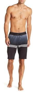 Billabong Stripe Print Shorts