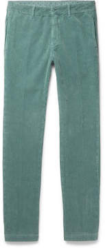Massimo Alba Winch Slim-Fit Cotton-Corduroy Trousers