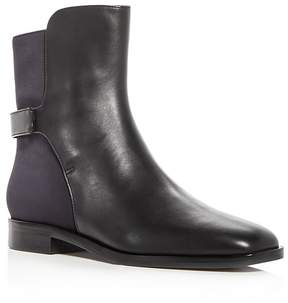 Via Spiga Women's Vaughan Leather Booties