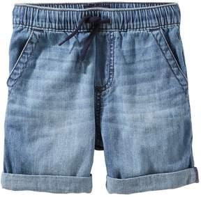 Osh Kosh Boys 4-7 Pull-On Denim Shorts