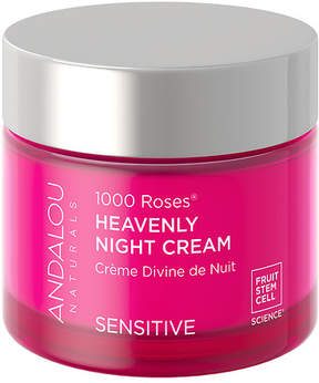 Andalou Naturals 1000 Roses Heavenly Night Cream