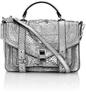 Proenza Schouler Women's PS1+ Medium Leather Shoulder Bag