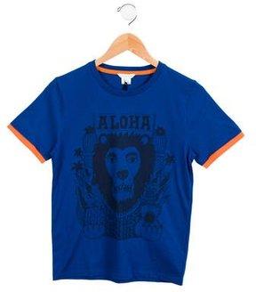 Little Marc Jacobs Boys' Aloha Lion T-Shirt w/ Tags