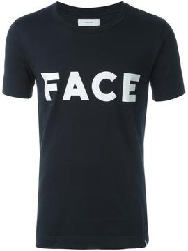 Facetasm Face print T-shirt